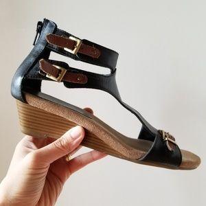 Aerosoles Heel Rest Gladiator Sandals
